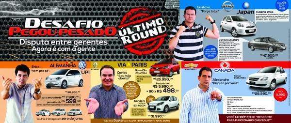 Desafio Pegou-Pesado tem as melhores condições de preços e pagamentos para cliente em Teresina