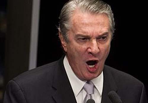Fernando Collor nega relação com doleiro preso em operação da PF