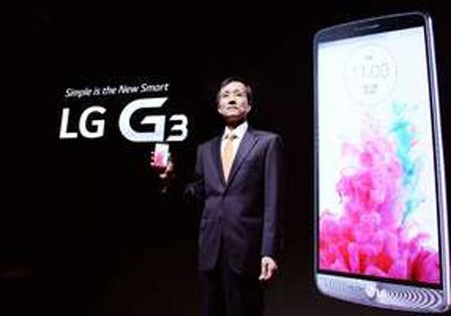 Novo LG G3 é lançado oficialmente com tela de 5.5 polegadas