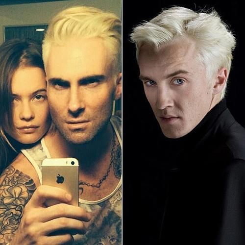 Site compara o cabelo das celebridades com desenhos famosos