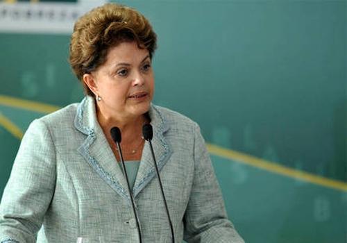 Presidente Dilma Rousseff garante que não haverá racionamento de energia