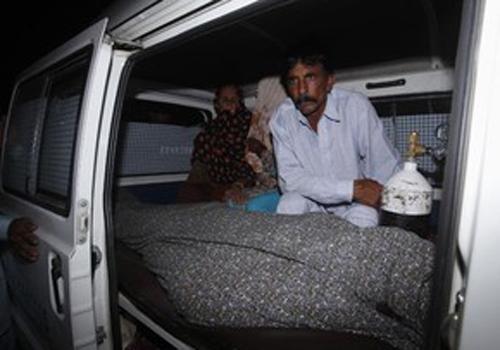 Viúvo da paquistanesa apedrejada diz a agência que matou primeira mulher