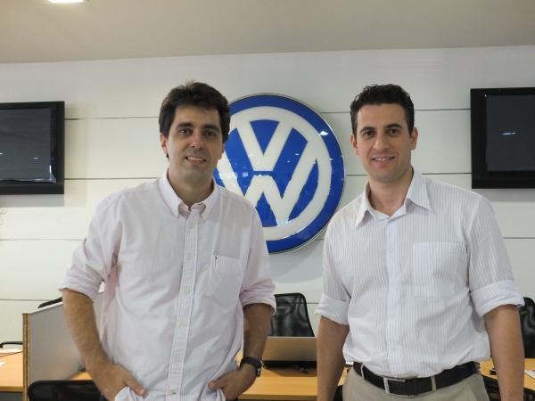 Volkswagen realiza promo鈬o