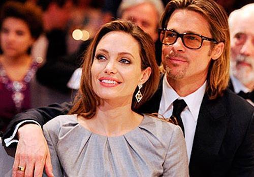 Brad Pitt e Angelina Jolie se convertem em magnatas do vinho na França
