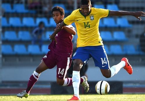 Brasil sub-21 humilha Catar e enfrenta  a França na final do Torneio de Toulon