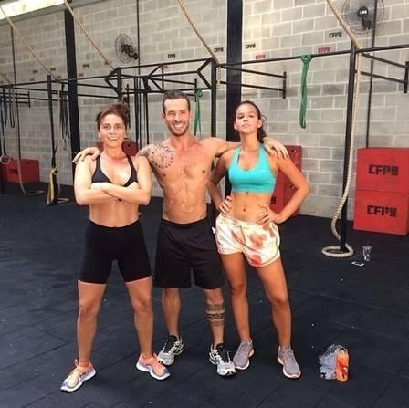 Giovanna Antonelli revela que usa manequim 40: ?Sou magra, mas gosto de roupa confortável?