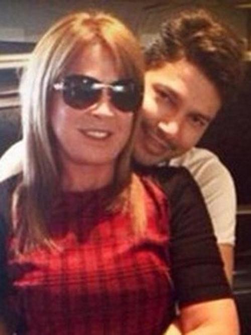 Novo namorado de Zilu diz que vai se encontrar com Zezé di Camargo