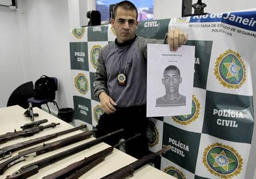 Polícia prende irmão do caseiro de Paulo Malhães