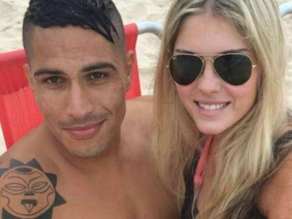 Após briga, Bárbara Evans desiste da ideia de ter filho com Paolo Guerrero, diz jornal