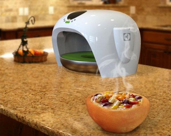 Estudante cria máquina que fabrica prato comestível para evitar ter de lavar a louça suja