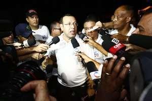 Justiça mandar soltar líder de greve da PM baiana