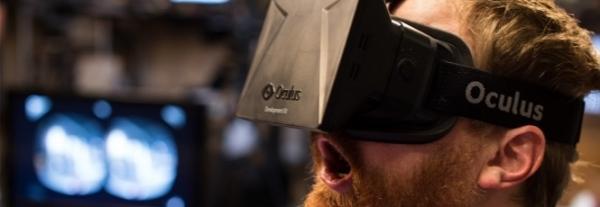 Samsung desenvolve óculos de realidade virtual em parceria com Oculus/Facebook