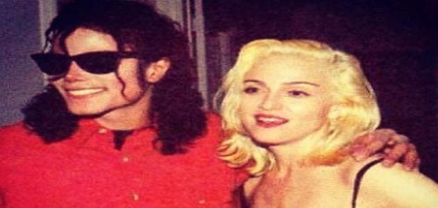 """Madonna posta foto antiga com Michael Jackson: """"O rei e a rainha"""""""