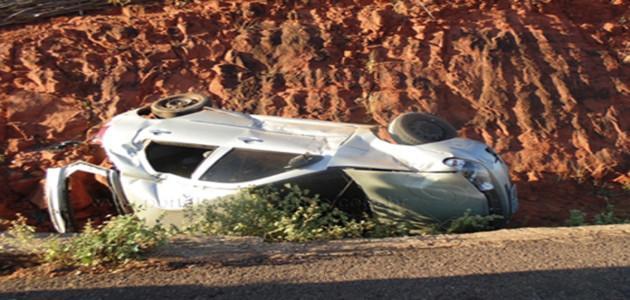 Acidente com família deixa uma pessoa morta e três feridos na rodovia PI-465