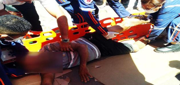 Motociclista fica gravemente ferido em acidente em Altos