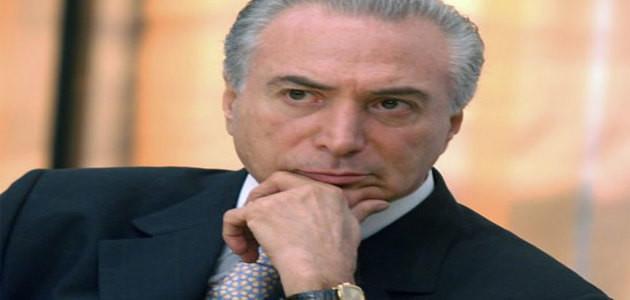 Temer defende plebiscito em 2015 para reforma política no país
