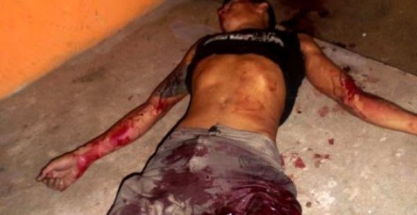 Jovem é executado com tiro na boca, em Parnaíba