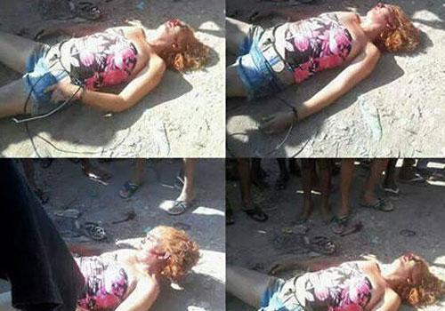 Mulher é espancada até a morte por várias pessoas após boatos de magia negra no Facebook