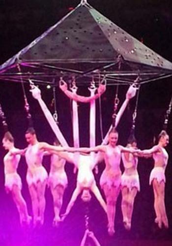 Acidente em circo deixa nove artistas gravemente feridos nos EUA