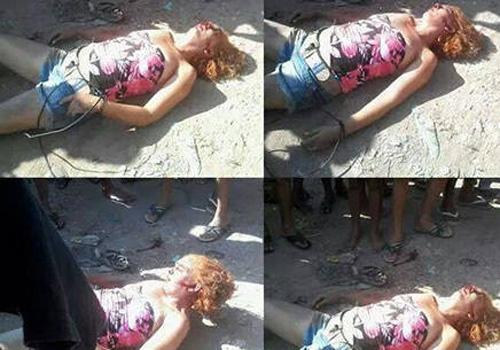 Dona de casa espancada até a morte por causa de boato sonhava com filha formada
