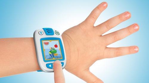 LeapBand: primeira pulseira smart com design infantil rastreia crianças