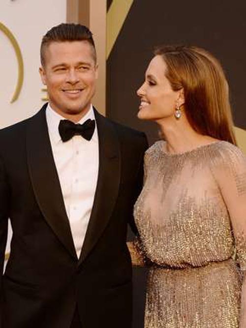 Os atores Brad Pitt e Angelina Jolie atuarão juntos em um novo filme