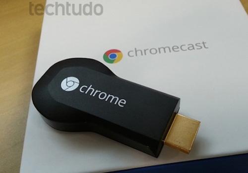 Chromecast chega ao Brasil este mês por preço sugerido de R$ 199