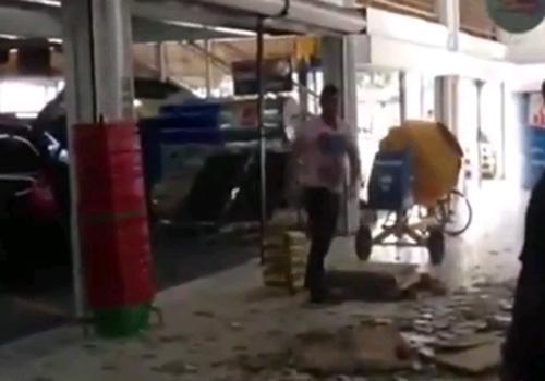 Vídeo mostra ex-BBB Dhomini quebrando cerâmicas em loja: ?Não me arrependo?