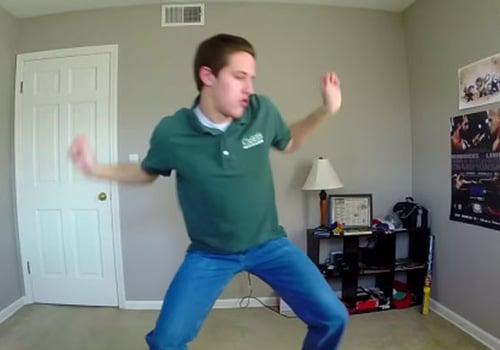 Jovem grava a mesma coreografia de dança por 100 dias e vídeo vira hit