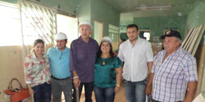 Prefeitura de Altos inicia reforma do hospital municipal