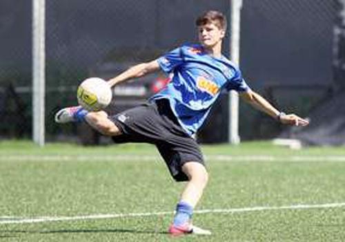 Vasco acerta a contratação de ex-cunhado de atacante Neymar