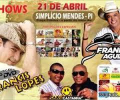 Teaser do DVD Francis Lopes em Simplício Mendes 2014
