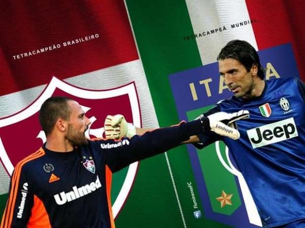 Fluminense anuncia amistoso contra Itália em Volta Redonda