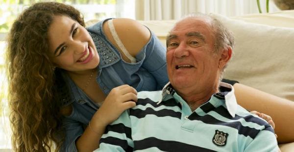 Lívian Aragão fala sobre rumores envolvendo o pai, Renato Aragão
