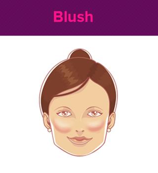 Maquiadora de Hollywood ensina como usar corretivo e blush no rosto