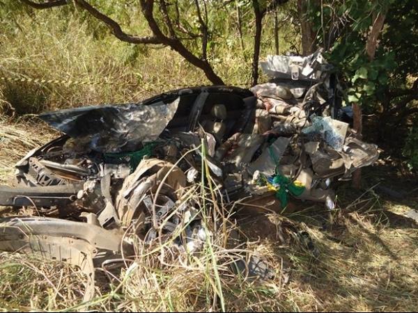 Família morta em acidente fatal em TO é identificada; mãe era cantora evangélica