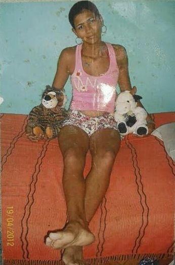 Mãe diz que criminoso que estripou sua filha pode está escondido em J.de Freitas