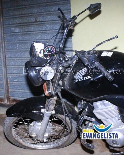 Aluna do IFPI de Paulistana quebra o maxilar e tr黌 ficam feridos em acidente envolvendo motocicletas