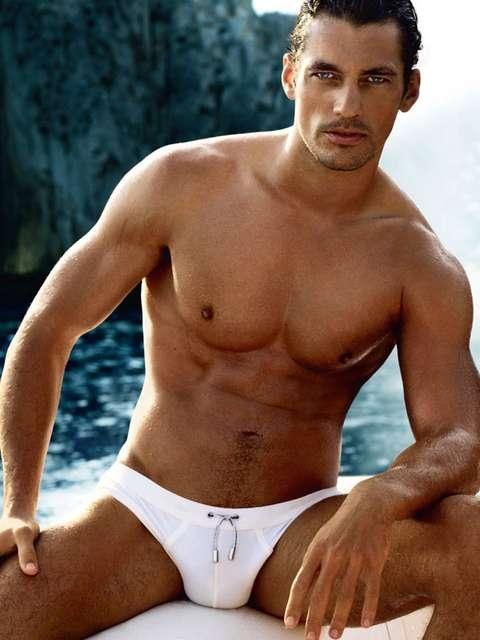 Conheça o modelo de cuecas que quer desbancar Beckham
