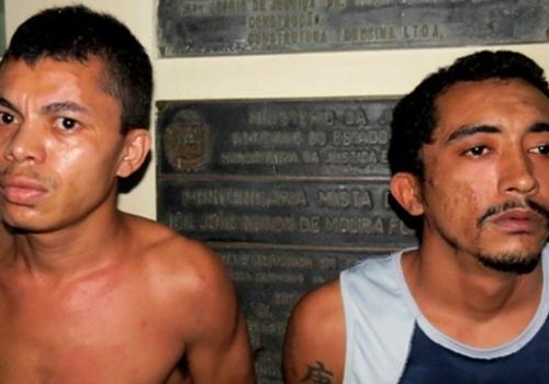 Dois detentos tentam fugir e geram tumulto em presídio
