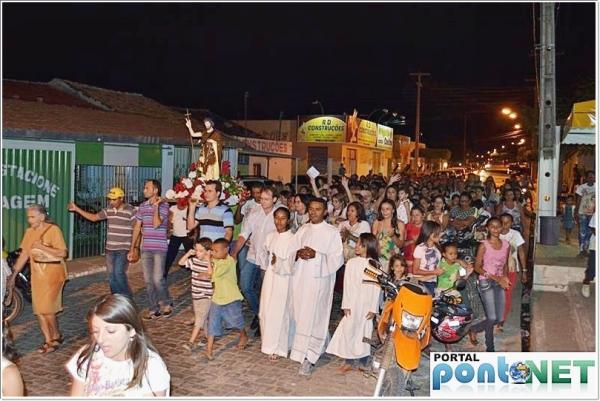 MASSAPÊ: Multidão de católicos celebra a abertura dos festejos de São João Batista, fotos! - Imagem 8