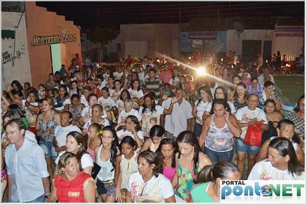MASSAPÊ: Multidão de católicos celebra a abertura dos festejos de São João Batista, fotos! - Imagem 9