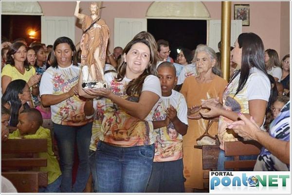 MASSAPÊ: Multidão de católicos celebra a abertura dos festejos de São João Batista, fotos! - Imagem 12