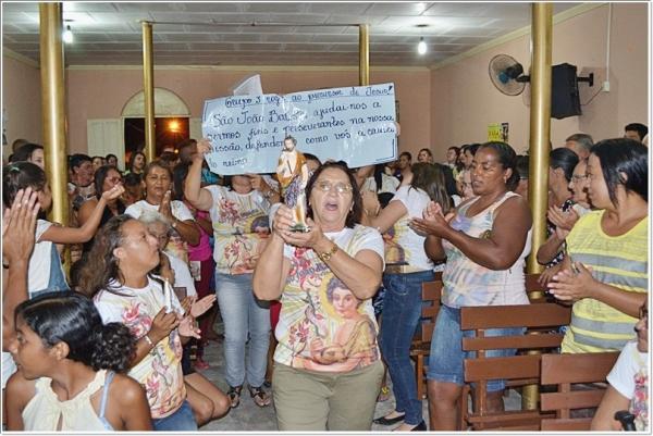 MASSAPÊ: Multidão de católicos celebra a abertura dos festejos de São João Batista, fotos! - Imagem 14