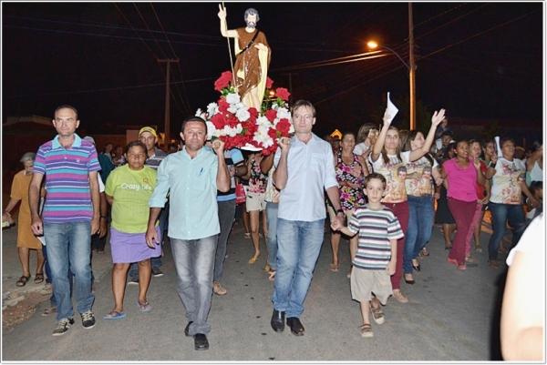 MASSAPÊ: Multidão de católicos celebra a abertura dos festejos de São João Batista, fotos! - Imagem 1