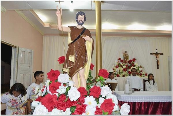 MASSAPÊ: Multidão de católicos celebra a abertura dos festejos de São João Batista, fotos! - Imagem 11