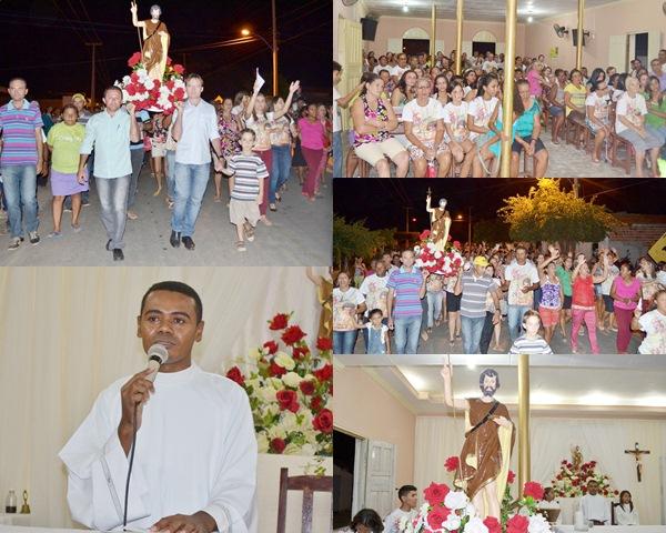 MASSAPÊ: Multidão de católicos celebra a abertura dos festejos de São João Batista, fotos!
