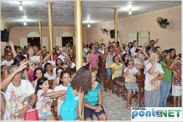 MASSAPÊ: Multidão de católicos celebra a abertura dos festejos de São João Batista, fotos! - Imagem 24