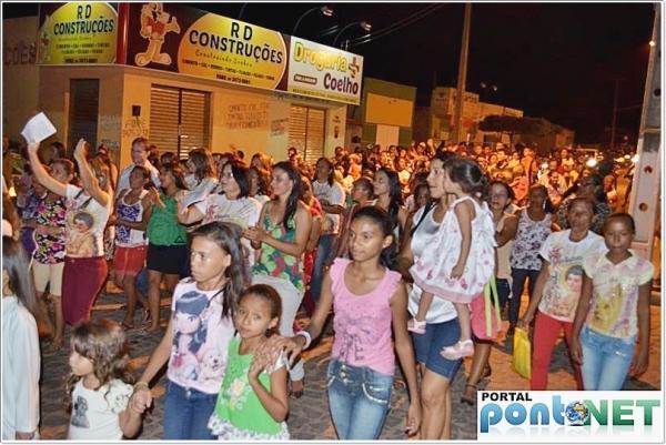 MASSAPÊ: Multidão de católicos celebra a abertura dos festejos de São João Batista, fotos! - Imagem 7