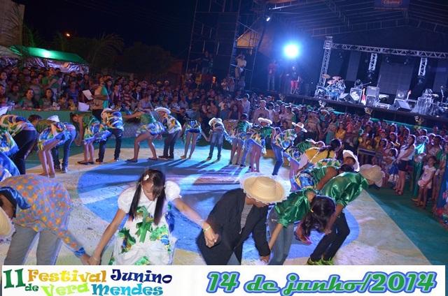 Vera Mendes: Prefeitura realiza o II Festival Junino